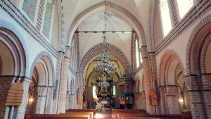 Innenansicht der Basilika