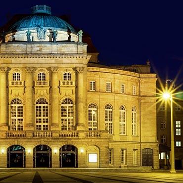 Kulturreisen nach Chemnitz